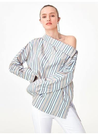 Twist Gömlek Taş